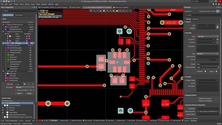 """Certyfikowany kurs specjalistyczny """"Altium Designer – Projektowanie PCB kompleksowe"""""""