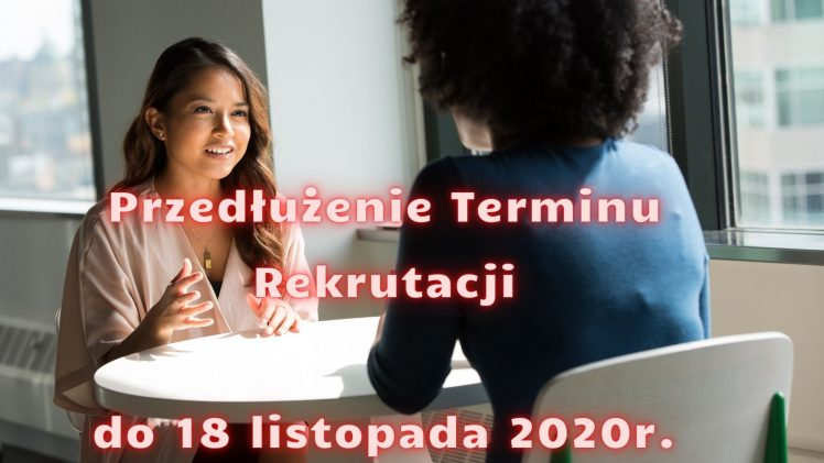 Przedłużony termin rekrutacji na indywidualne zajęcia z języka angielskiego